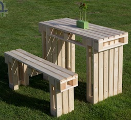 Garden Furniture Wood