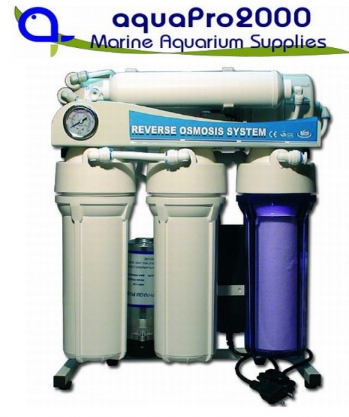 Reverse Osmosis - CO2 - UV - Ozonizer