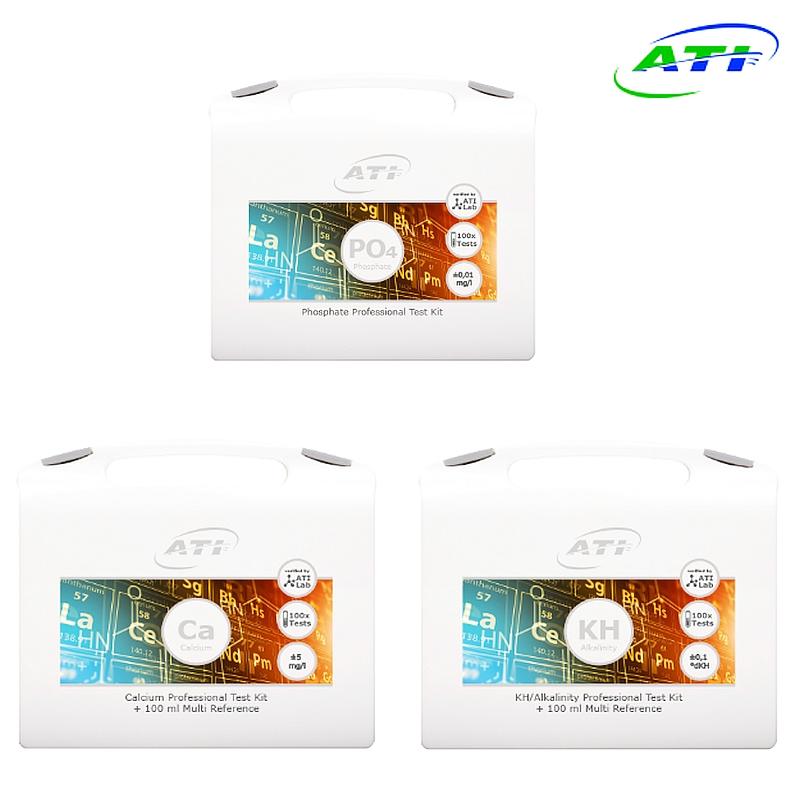 ATI Wassertests