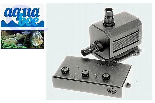 AquaBee UP 3000 electronic Aquariumpumpe