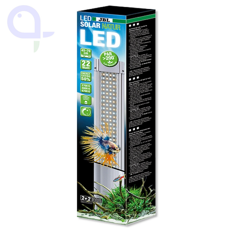 JBL LED Solar Natur 24 Watt 549mm