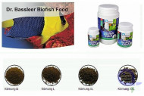 Dr. Bassleer Biofish Food aloe L 150 g