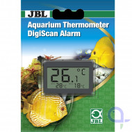 JBL Aquarium Thermometer DigiScan Alarm
