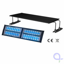 AquaLight LED IPX-100cm Weiß/Blau 70 Watt