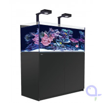 Red Sea Reefer 425 XL Deluxe - Schwarz - 2 x ReefLed 90