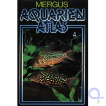 Mergus Aquarien Atlas - Band 4 Kunstleder