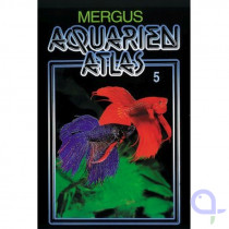 Mergus Aquarien Atlas - Band 5 Kunstleder