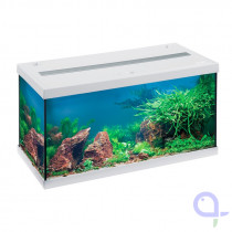 Eheim Aquarienset aquastar 54 LED Weiss