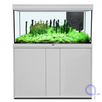 Aquatlantis Fusion 120 x 50 LED Aquarium Kombination in weiß