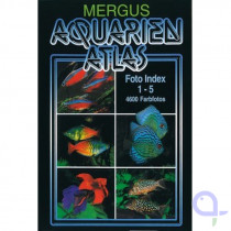 Mergus Aquarium Atlas - Foto Index 1 - 5 + Register 6