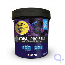 Red Sea Coral Pro Salz 22 kg Eimer inkl. Reef Energy Plus-AB+100ml Promoaktion