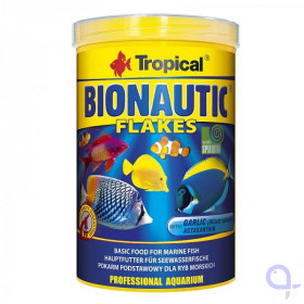Tropical Bionautic Flakes 1000 ml - Flockenfutter Meerwasser
