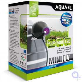 AquaEl Mini UV LED Entkeimer