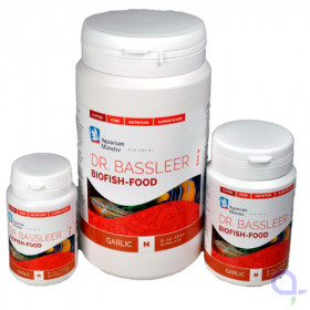 Dr. Bassleer Biofish Food garlic L 150 g