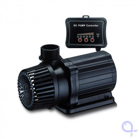 AquaLight Eco Return 3.000 l/h - Wasser Pumpe 24Volt-DC regelbar - 28W / hmax 2,8m