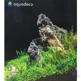 Seiryu Rock Set - Stein Landschaft für 80 Liter Aquarium