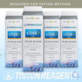 Triton Core7 Base Elements 4 x 1000ml Set