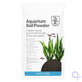 Tropica Aquarium Soil Powder 3 Liter