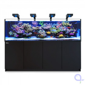 Red Sea Reefer 3XL 900 Deluxe - Schwarz - 4x ReefLed 90