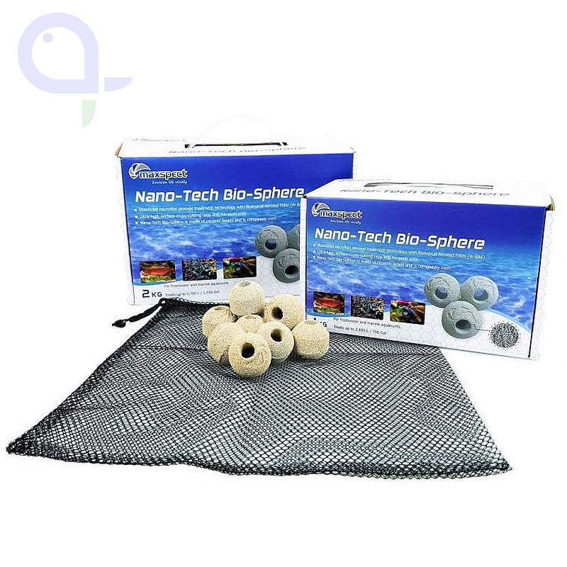Maxspect Nano-Tech Bio-Sphere Filtermedium