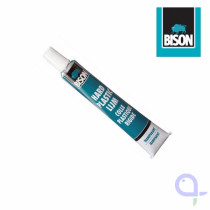 Bison Hartplastik Kleber 25 ml Tube - Acrylglas Aquarium Reperatur