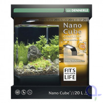 Dennerle NanoCube Complete+ Style LED 10 Liter