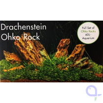 Drachenstein Ohko Rock Set für 60 Liter Aquarium