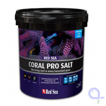 Red Sea Coral Pro 22 kg im Bundle mit Reef Energy