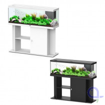 Aquatlantis Style LED 80 x 35 Aquarium Kombination