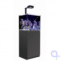 Red Sea Reefer XL 200 DeLuxe Meerwasseraquarium schwarz