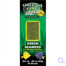 Omega One Super Veggie Seaweed green 23 g
