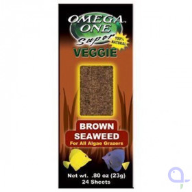 Omega One Super Veggie Seaweed brown 23 g