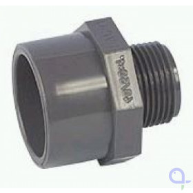 adaptor nipple male thread 50 x 1.1/4""