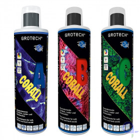 Grotech Corall A B C Element Set 3 c 500 ml