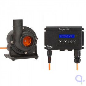 Abyzz A 200 adjustable high perfomance pump