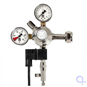 Dupla CO2 Preasure Reducer Plus with Solenoid Valve