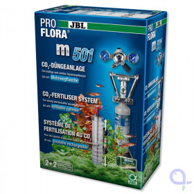 JBL ProFlora m501 CO2 fertiliser system