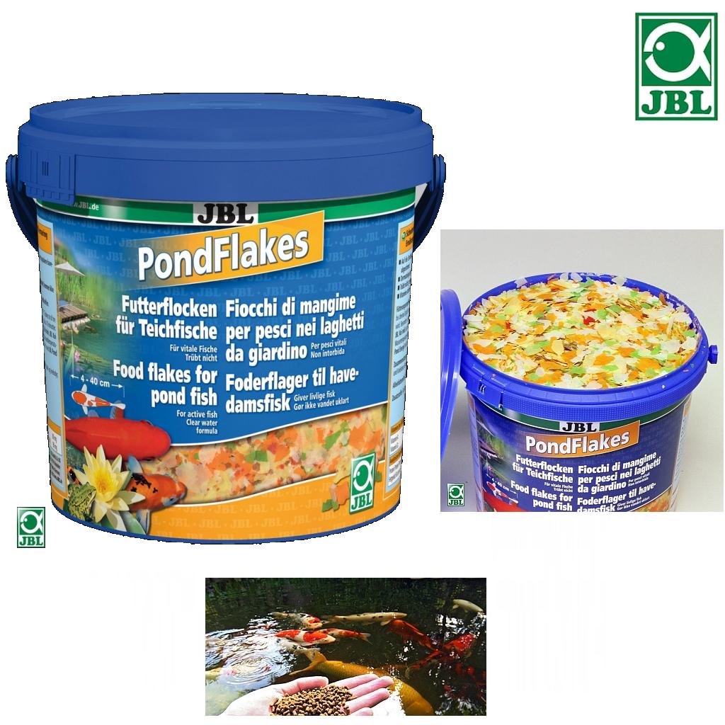 Jbl pond flakes 1000 ml preisvergleich for Beliebte teichfische