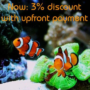aquaPro2000 3% discount